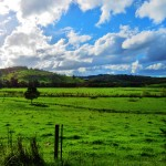 Stunning Clouds Meet the Surrounding Hills